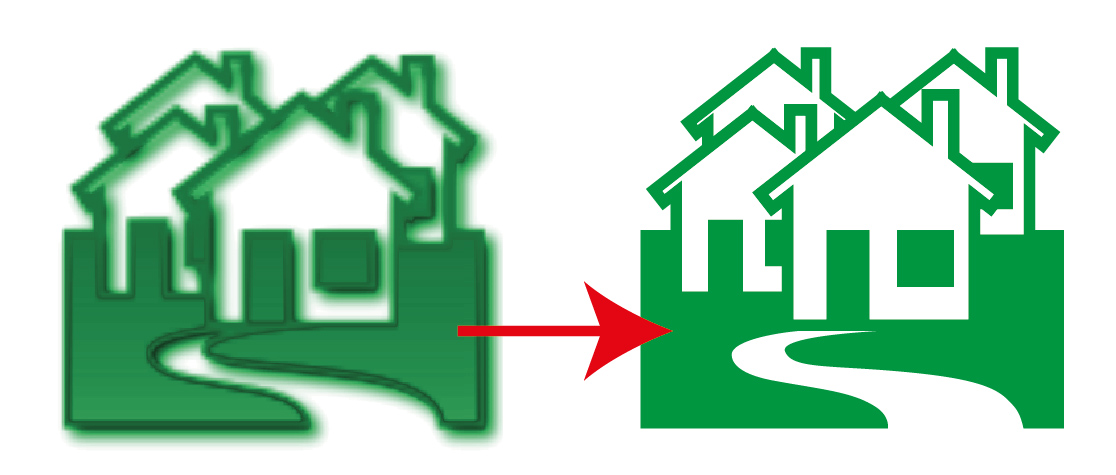 Отрисовка логотипа