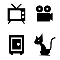 Урок отрисовки в иллюстраторе значков-символов