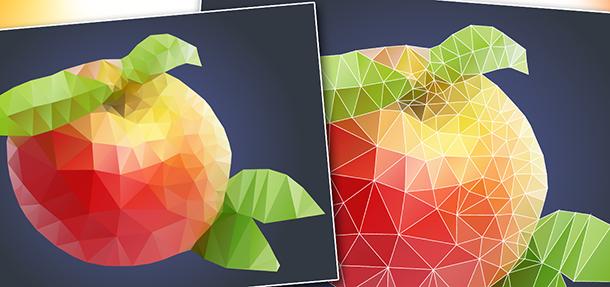 Полигональное рисование