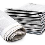 Верстка газеты в Indesign. Видео урок