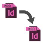Как правильно сохранить макет из Adobe Indesign