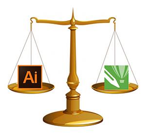 Что лучше CorelDRAW X7 или Adobe Illustrator CC?