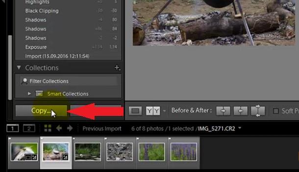 Обработка фото RAW в Lightroom 6. Видео урок