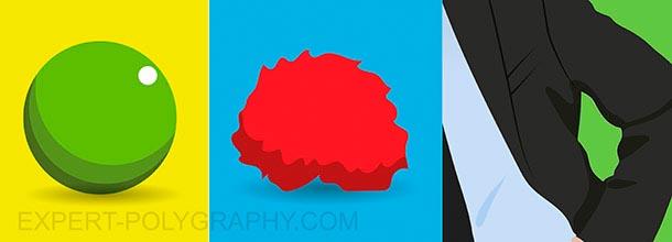 Рисуем тени и блики в Illustrator. Видео урок